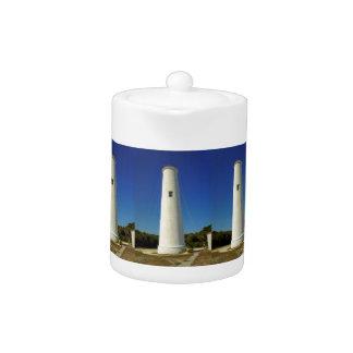 Egmont Key Lighthouse Teapot