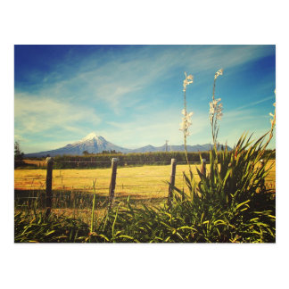 Egmont Village Postcard