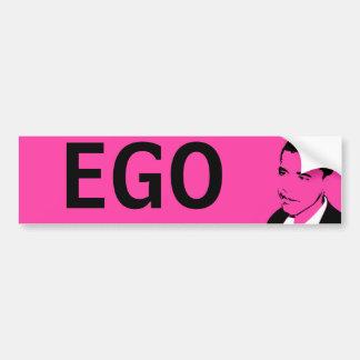 EGO bumper sticker
