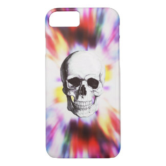 Ego Death Skull iPhone Case