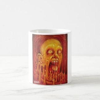 Ego meltdown coffee mug