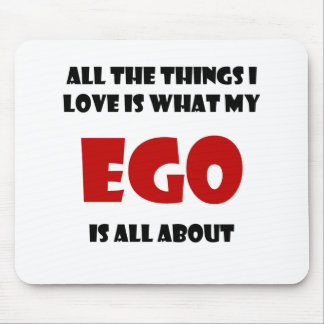 Ego Mouse Pad