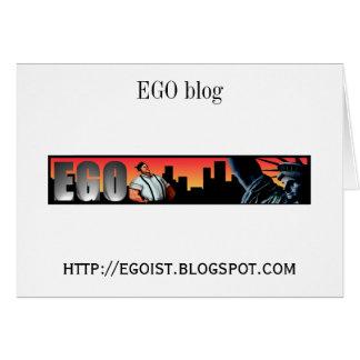 EGO Postcard