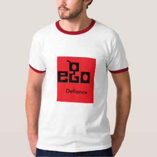 ego red1, Defiance T-Shirt