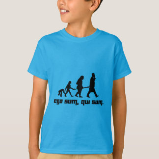 Ego sum, qui sum. T-Shirt