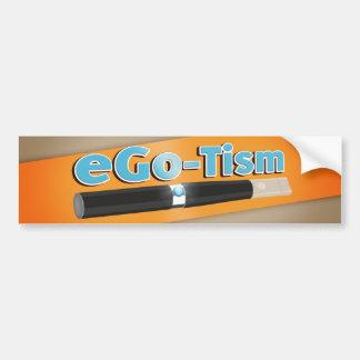 eGo-Tism Bumper Sticker