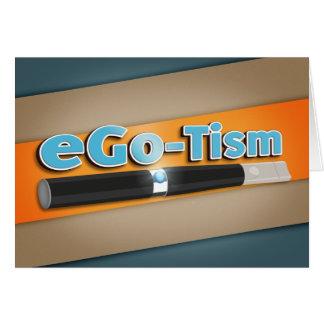 eGo-Tism Card
