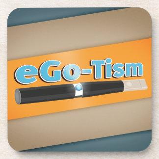 eGo-Tism Drink Coaster