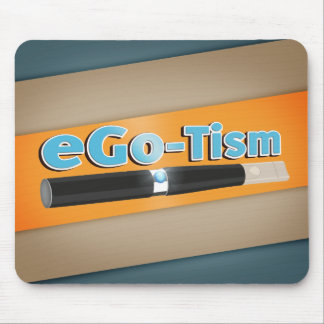eGo-Tism Mouse Pad