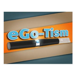 eGo-Tism Postcard