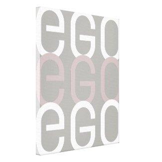 Ego Trip Canvas Print