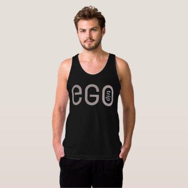 Beach Themed Ego Trip Tank Top