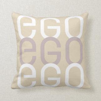 Ego Trip Throw Pillow