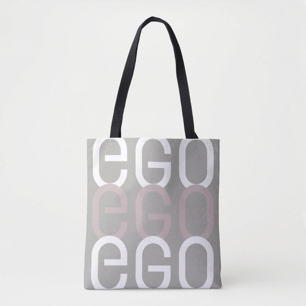 Ego Trip Tote Bag