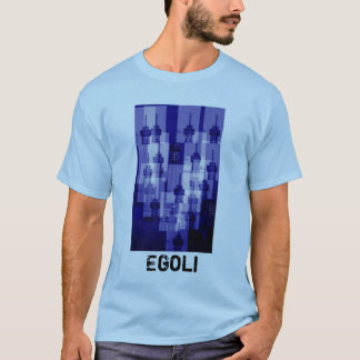 Egoli Hillbrow Tower T-Shirt