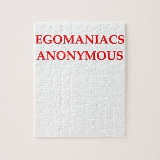 egomaniac rompecabezas