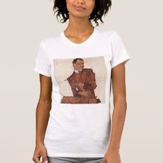 Egon Schiele- Arthur Roessler Tshirt