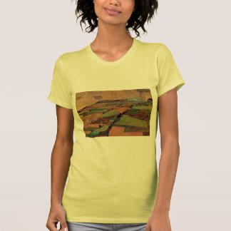 Egon Schiele- Field Landscape Tee Shirt