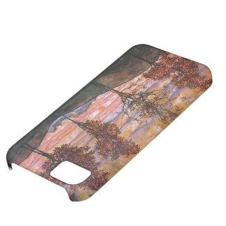 Egon Schiele- Four Trees iPhone 5C Case