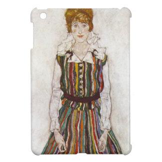 Egon Schiele Portrait of Edith Schiele iPad Mini Cases