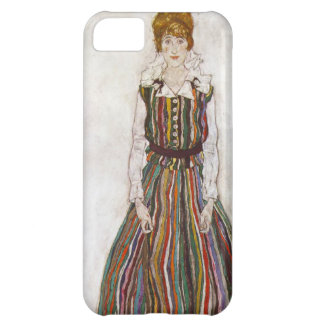 Egon Schiele Portrait of Edith Schiele iPhone 5C Cover