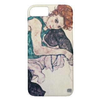 Egon Schiele Seated Woman iPhone 8/7 Case