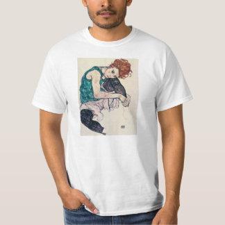 Egon Schiele Seated Woman T-Shirt