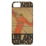 Egon Schiele- Self Portrait as St. Sebastian Case For iPhone 5C