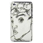 Egon Schiele self-portrait iPod Touch case