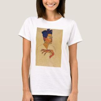 Egon Schiele Self Portrait T-shirt