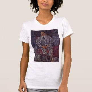 Egon Schiele- The Art Dealer Guido Arnot Tee Shirt