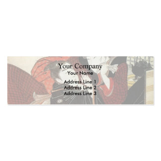 Egon Schiele- The Artist's Mother, Sleeping Business Cards
