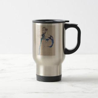 'Egon Schiele' Travel Mug