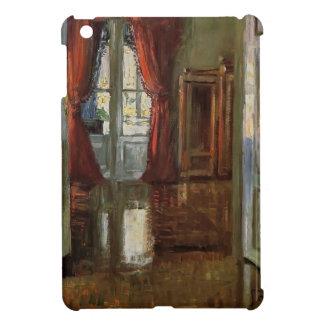 Egon Schiele- View into the Apartment of Leopold iPad Mini Cover