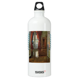 Egon Schiele- View into the Apartment of Leopold SIGG Traveler 1.0L Water Bottle