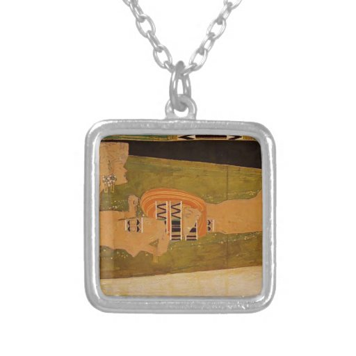Egon Schiele- Water Sprites Necklace