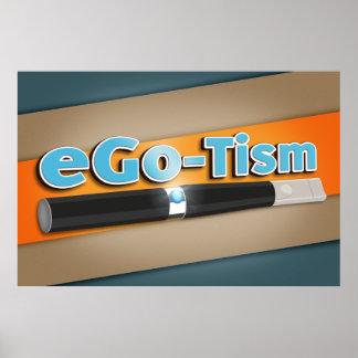 egotismo póster