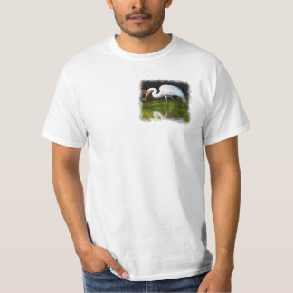 Egret 3 Shirt