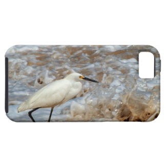 Egret and Wave Splash iPhone 5 Covers
