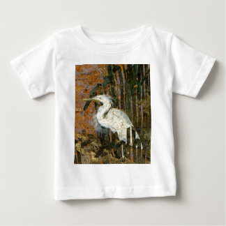 Egret At Sunset T Shirt