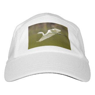 egret in flight headsweats hat