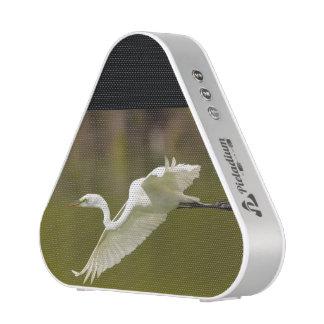 egret in flight speaker