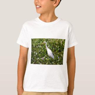 Egret in the Grass T-Shirt