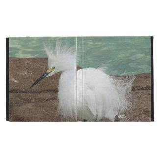Egret iPad Cases