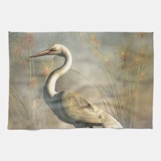 Egret Towels