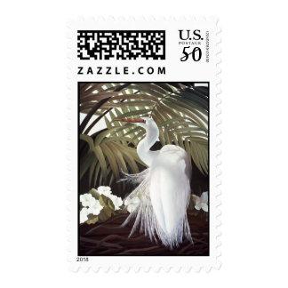 Egret Postage