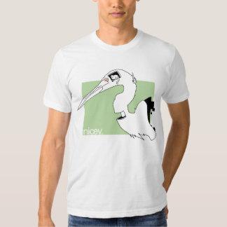 Egret Tee Shirt