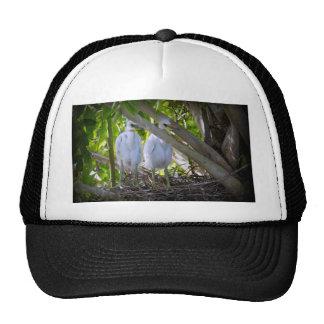 Egret Trucker Hat