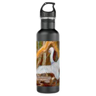Egret Water Bottle 24oz Water Bottle