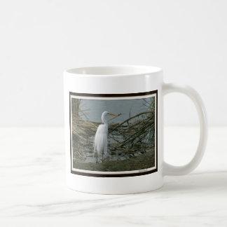 egretbyreeds.jpg coffee mug